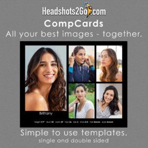 Comp Card Printing