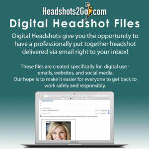 Digital Headshot Files