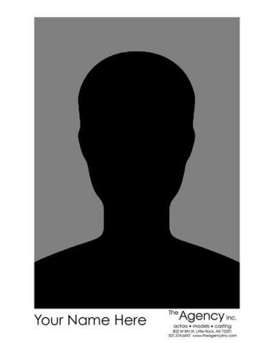 The Agency Inc. Digital Headshot Template