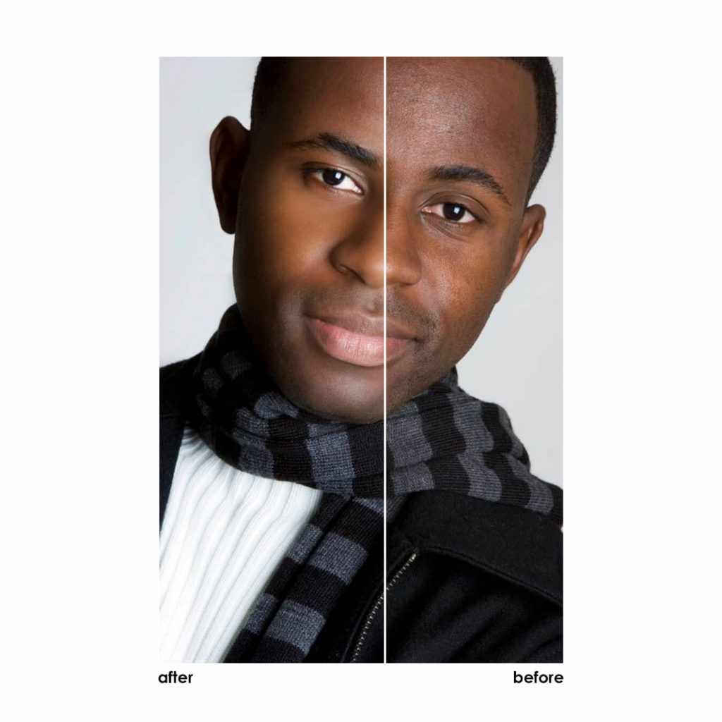 Photo Retouching (Before & After)